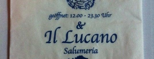 Il Pozzetto Ristorante & Il Lucano Salumeria is one of To go.