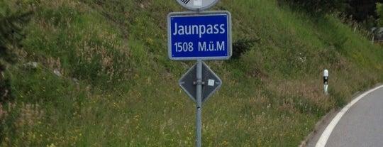 Jaunpass  (Nr. 6.75) is one of Orte, die Andreas gefallen.