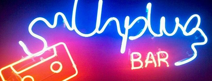 Unplug Bar is one of Places to go....