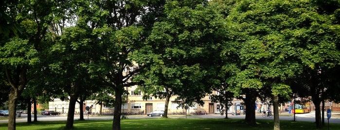 Sankt Kjelds Plads is one of Plaza-sightseeing i København.