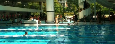Centre Aquatique de Neuilly is one of Sarahさんのお気に入りスポット.