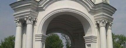 Самсон is one of สถานที่ที่บันทึกไว้ของ Oleg.