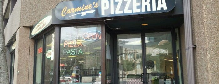Carmine's Pizzeria is one of Central Dallas Lunch, Dinner & Libations.