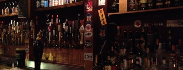 Rattle N Hum East is one of Draft Magazine Best Beer Bars.