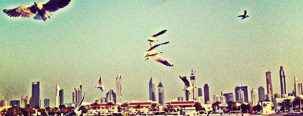 Jumeirah Beach is one of Dubai #4sqCities.