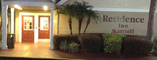 Residence Inn Orlando International Drive is one of Henk 님이 저장한 장소.