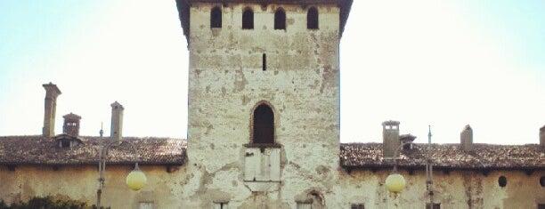 Castello di Cusago is one of Castelli Italiani.