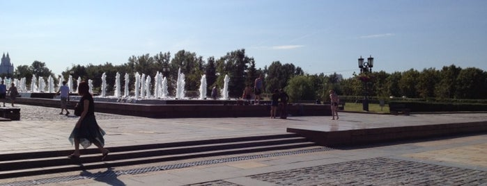 Victory Park is one of Moscow - Kelifestyle.