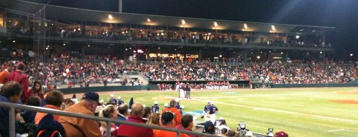 Montgomery Riverwalk Stadium is one of Tampa Bay Rays Minor League Parks.