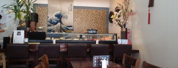 New Koto Sushi is one of Chelsea 님이 좋아한 장소.