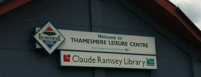 Better Thamesmere Leisure Centre is one of Tamasさんのお気に入りスポット.