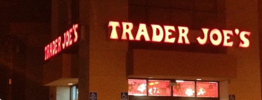 Trader Joe's is one of San Francisco.