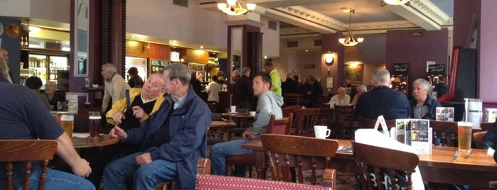 The Counting House  (Wetherspoon) is one of Pubs - JD Wetherspoon 2.