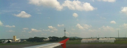 Clark International Airport (CRK) is one of AIRPORT.