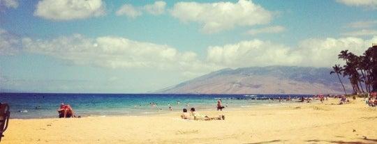Keawakapu Beach is one of *****Beta Clube*****.