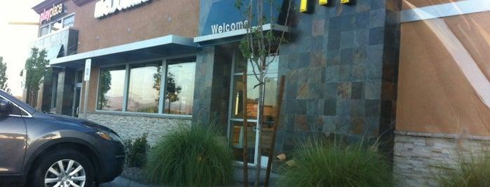 McDonald's is one of Candace : понравившиеся места.