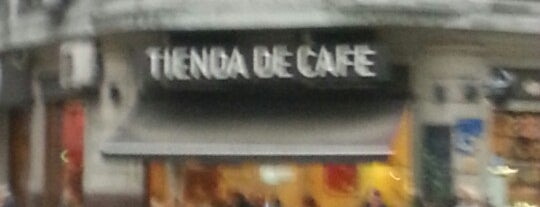 Tienda de Café is one of Comidas Barrio.