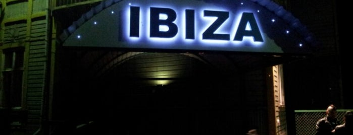 Club Ibiza in Tallinn is one of Клубы.