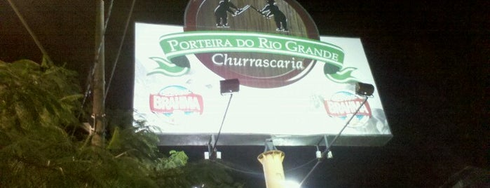 Porteira do Rio Grande is one of Yusefさんのお気に入りスポット.
