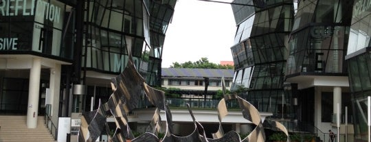 LASALLE College of the Arts is one of Singapore: business while travelling.