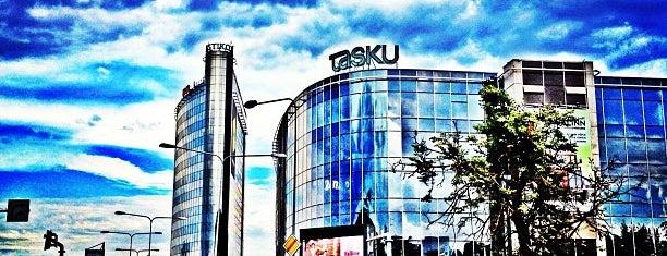 Tasku Keskus is one of My Tartu.