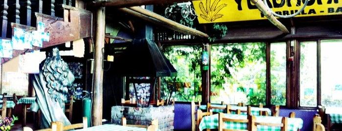 Yerbasanta is one of Gespeicherte Orte von Ana J.
