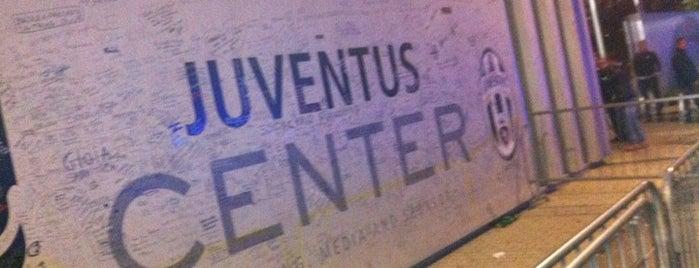 Juventus Center - Training, Media & Sponsor is one of 'Stadium Talk'....