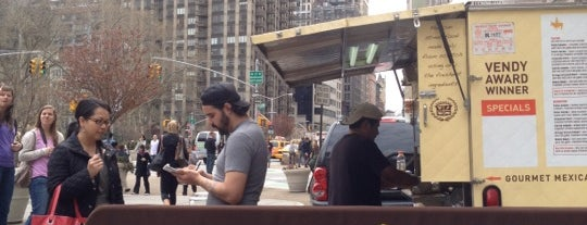 Calexico Cart is one of NYC.