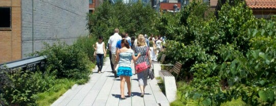 High Line is one of บันทึกเดินทาง New York.