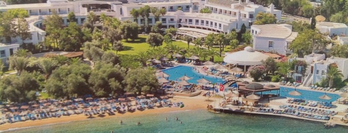 Samara Hotel is one of Bodrum.