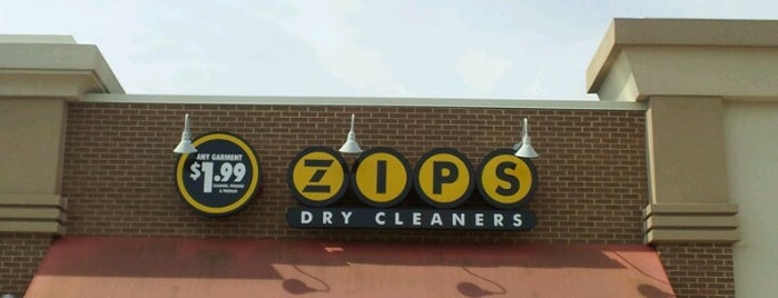 ZIPS Dry Cleaners is one of Posti che sono piaciuti a Lucy.