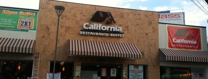 Restaurante California is one of comida.