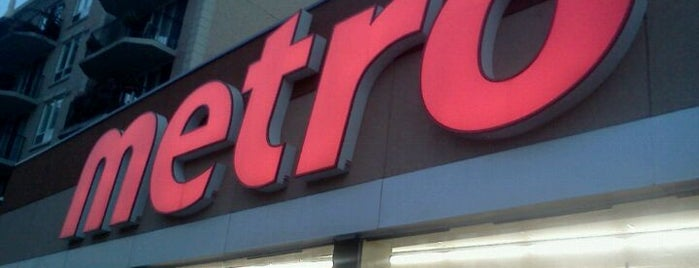 Metro is one of @gracecheung604'un Beğendiği Mekanlar.