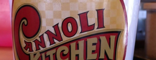 Cannoli Kitchen is one of Best Slices Pizza Delray Beach.