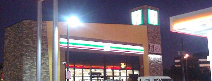 7-Eleven is one of Orte, die Sirus gefallen.