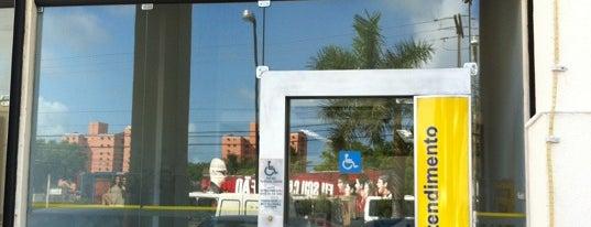 Auto-Atendimento Banco do Brasil is one of ATM - Onde encontrar caixas eletrônicos.