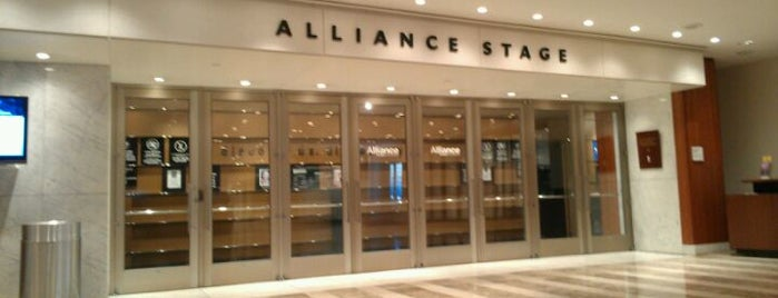 Alliance Theatre is one of Atlanta.