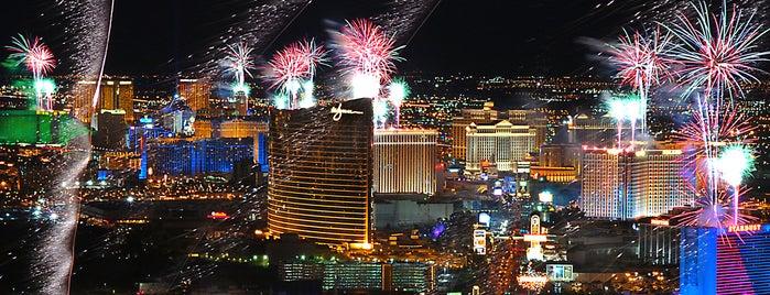 Malam Tahun Baru Paling Meriah di AS