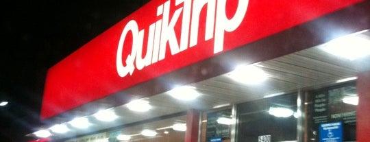 QuikTrip is one of Cheryl : понравившиеся места.