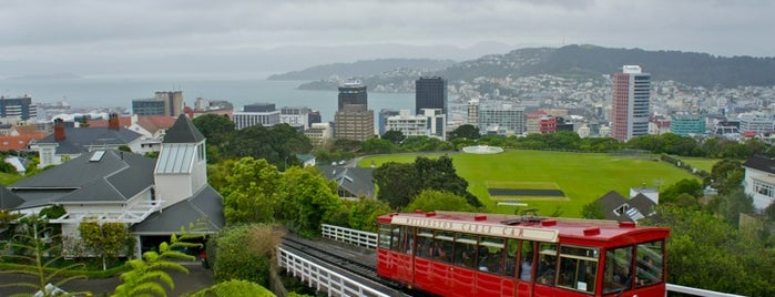 Wellington Cable Car is one of Australia and New Zealand.