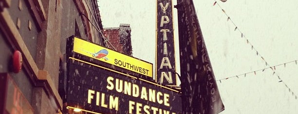 Sundance Film Festival is one of Locais curtidos por Hello Couture.