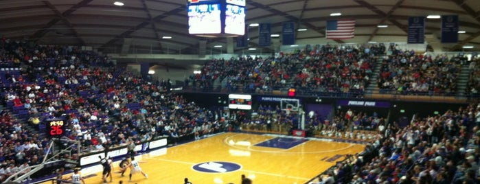 Chiles Center is one of NCAA Division I Basketball Arenas Part Deaux.
