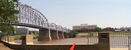 Purple People Bridge is one of Untuck Thyself.