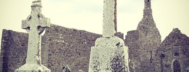 Clonmacnoise is one of To-visit in Ireland.