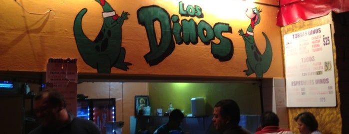 Los Dinos is one of Miguel Angel 님이 좋아한 장소.
