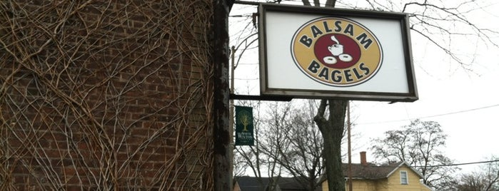 Balsam Bagels is one of Best places in Rochester, NY!.