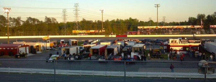 Ace Speedway is one of Bucket List for Gearheads.