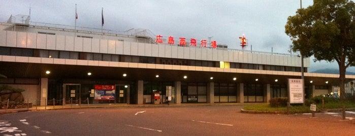 広島ヘリポート is one of Airport.