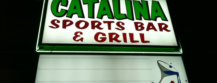 Catalina Sports Bar and Grill is one of Coronado Rumblin'.