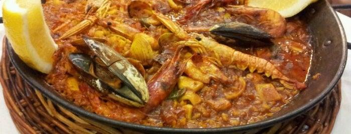 Restaurante Salamanca is one of Paella Restaurants in Barcelona.